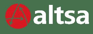 Logo ALTSA Blanco